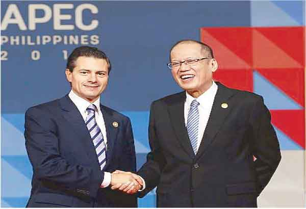 Philippines, Mexico agree to promote tourism