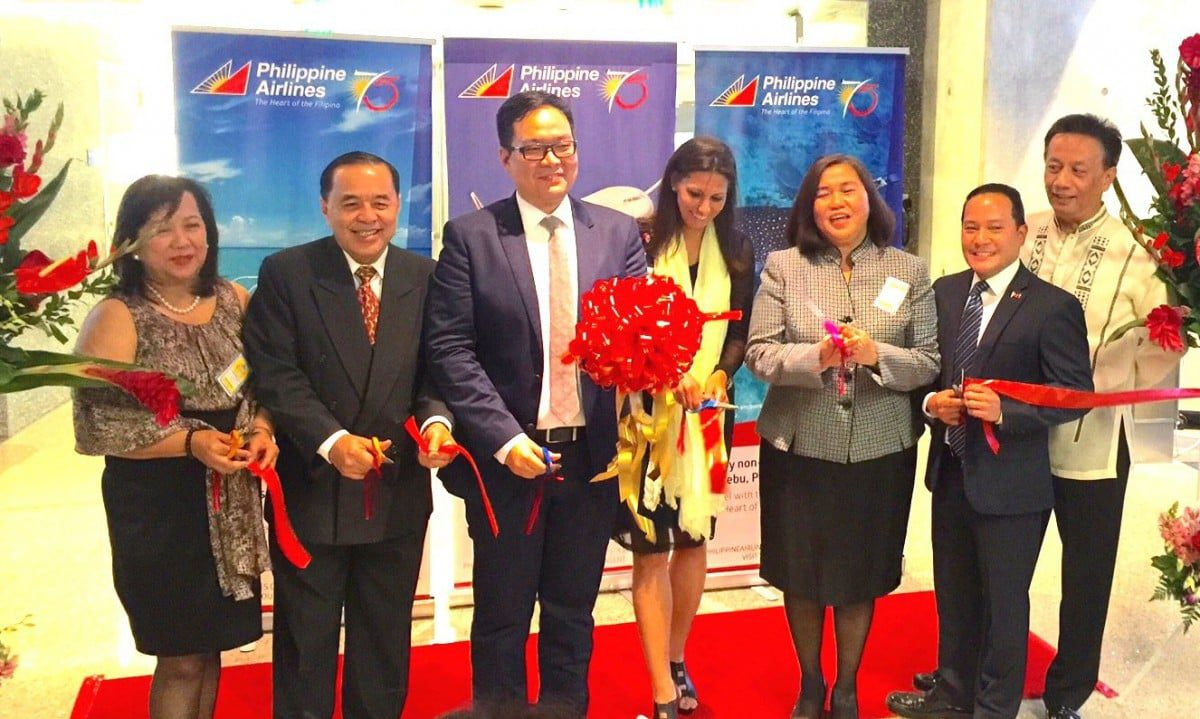 'Twas more fun on PAL's inaugural Los Angeles-Cebu direct flight
