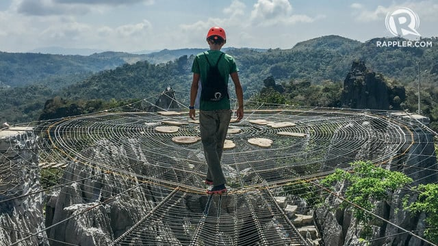 A first-timer's guide to Masungi Georeserve, where adventure awaits