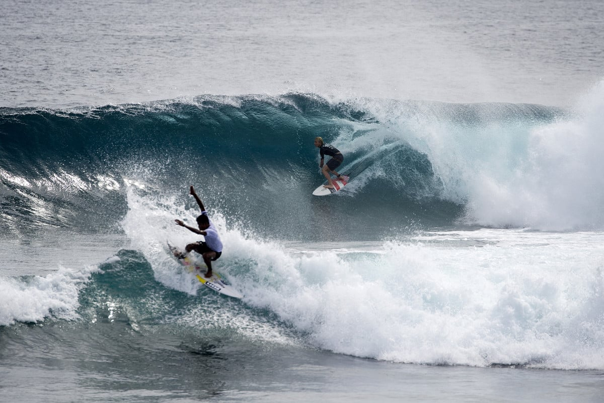 Qualifying Series Competitors Will be on Cloud 9 at the 2016 Siargao Surfing Cup, Philippines Late September
