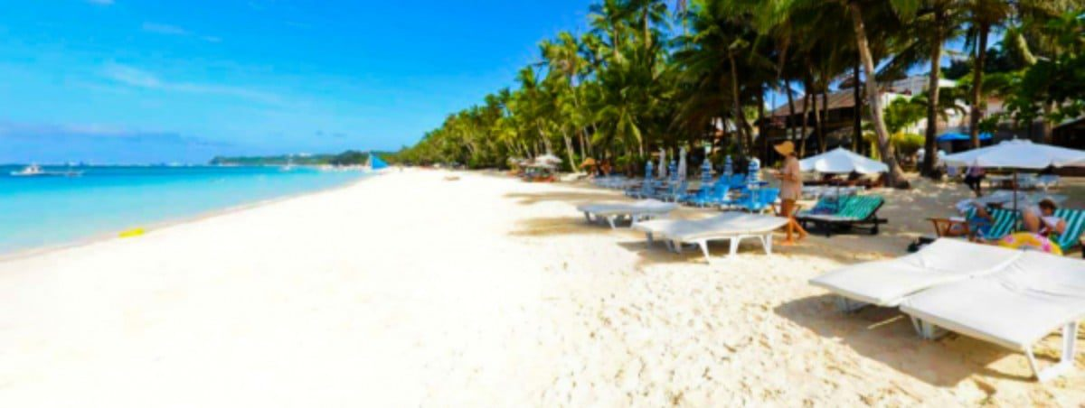 Five beaches near Manila