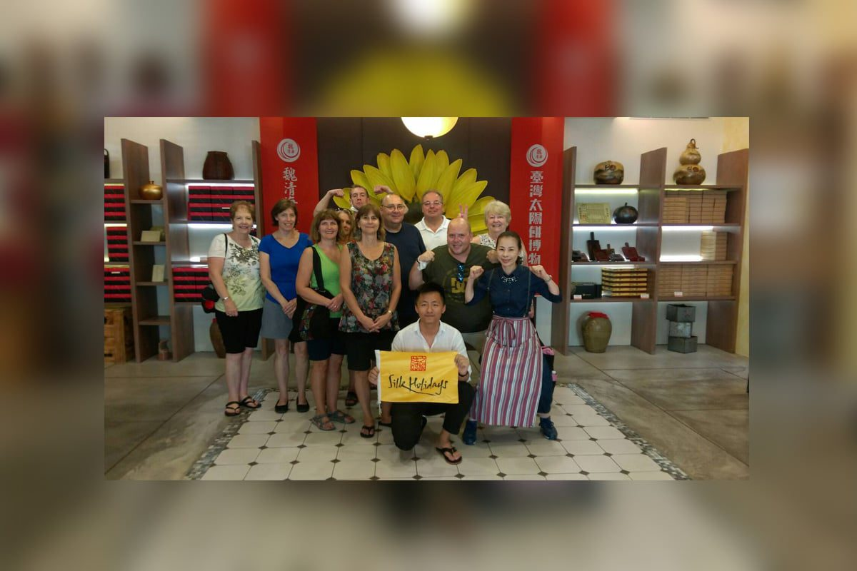 FAM report: Silk Holidays hosts agents in Philippines & Taiwan