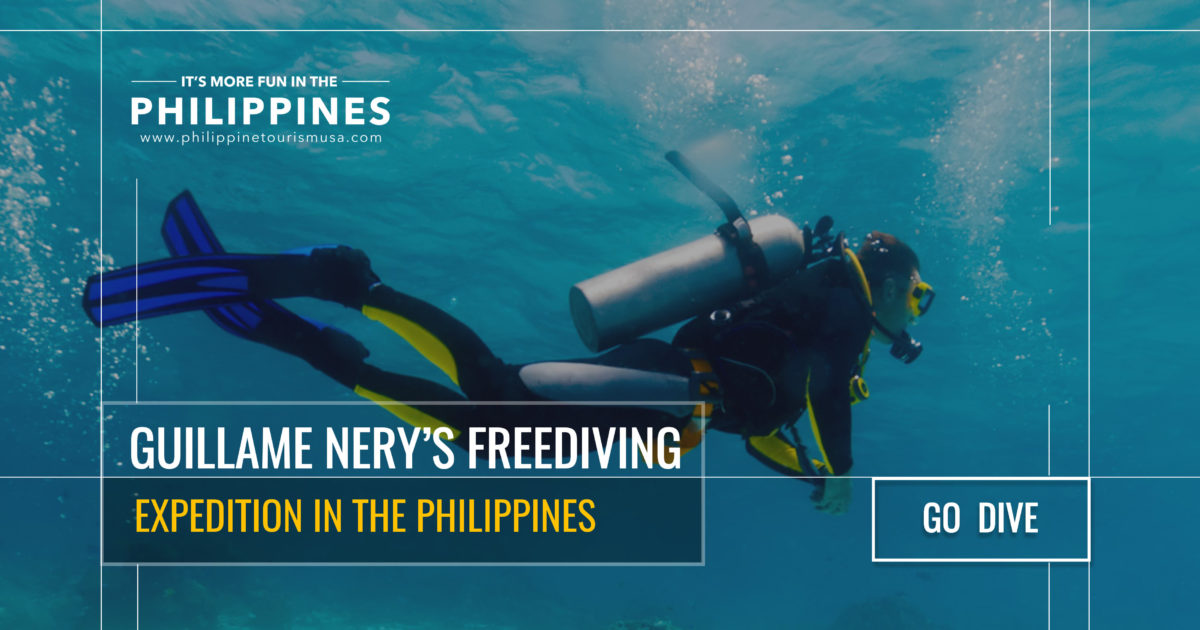 GUILLAUME NERY FREEDIVING WORKSHOP