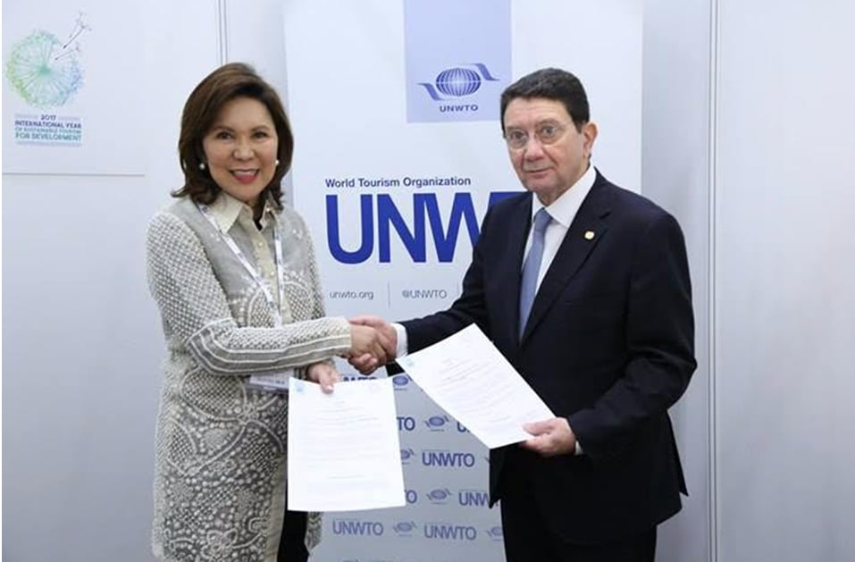 Tourism Ministers to Grace UNWTO Confab in Manila