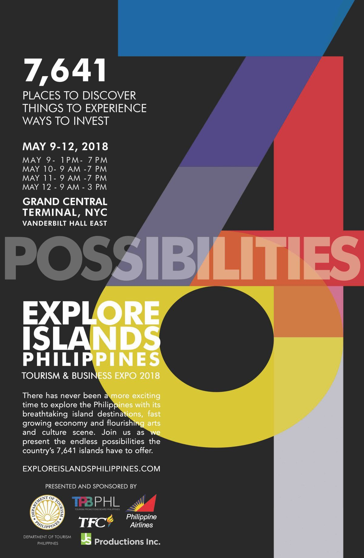 Explore Islands Philippines Business and Tourism Expo