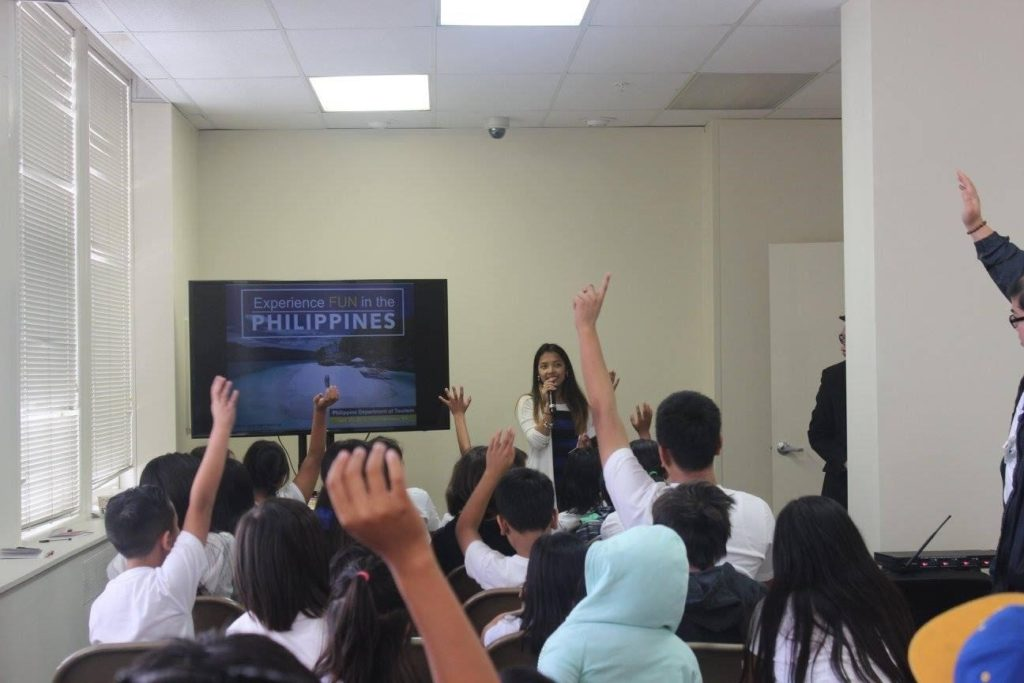 UP CULTURAL SUMMER CAMP STUDENTS VISIT SAN FRANCISCO PCG