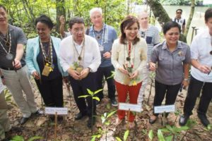 UNWTO Guests Discover Paradise Islands