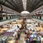 mall bazaar in Manila Philippines