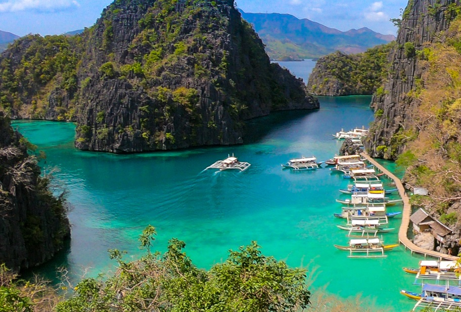 The No. 1 Island Destination — Palawan