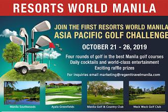 Golf Resorts-World-Manila-Asia-Pacific-Golf-Challenge-Flyer