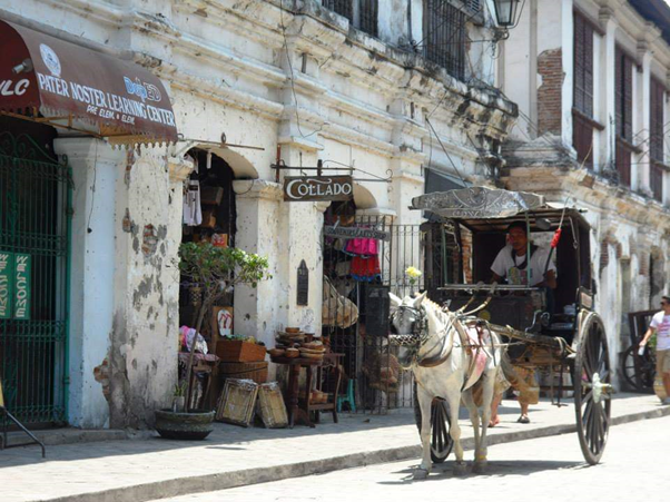 DOT Hails CNN pick of Vigan as Asia's Most Picturesque Town