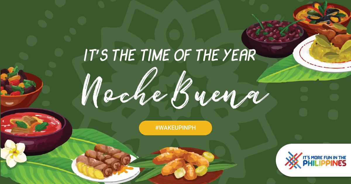 Need help in finding Filipino food for Noche Buena? We got you covered!