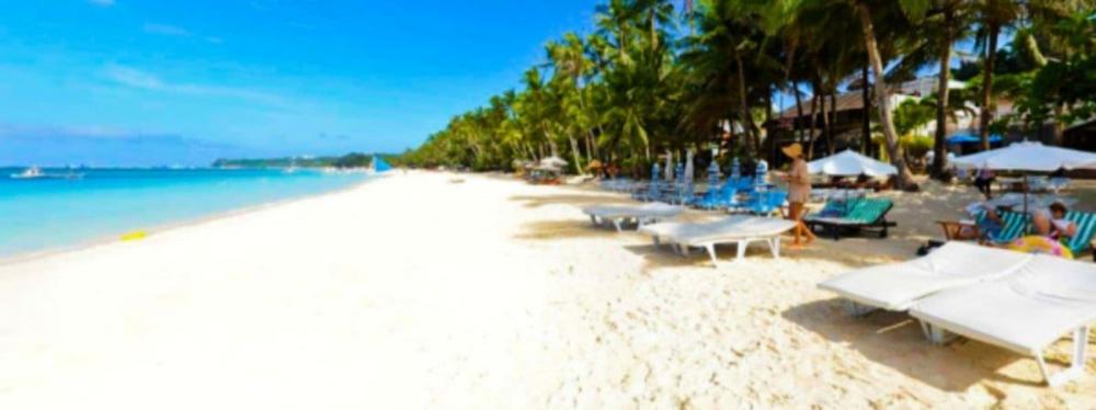 Twelve Beaches Near Manila