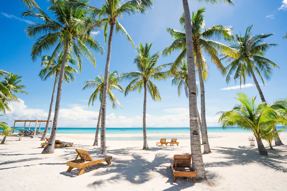 When in the Philippines: Escape to the most beautiful secluded beaches
